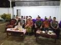 Pererat Silaturahim, Bati Tuud Koramil 0815/10 Bangsal Hadir Di Acara Pengajian Umum