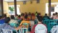 Danramil 0811/18 Parengan Ikuti Rapat Koordinasi Ujian Pengisian Perangkat Desa