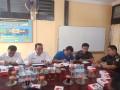Pasi Intel Kodim Lamongan Hadiri acara Rapat Koordinasi Kominda