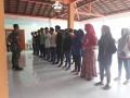 Pemdes Padangasri, Gandeng Babinsa – Bhabinkamtibmas Gelar Pelatihan Kepemimpinan Pemuda