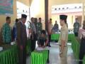 Batituud Ramil 0811/18 Parengan Ikuti Pelantikan Sekertaris Desa Parang Batu