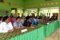 Pengamanan Penuh Oleh Koramil Dan Polsek Widang Dalam Giat Ujian Tes Perangkat Desa