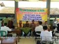 Danramil 0815/10 Bangsal Bersama Forpimka Hadiri Ujian Perangkat Desa Ngrowo