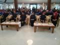 Dandim Lamongan Hadiri Acara  Sosialisasi Sapu Bersih Pungutan Liar (Saber Pungli)