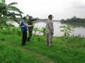 Kesiap siagaan TNI pasca musim hujan dalam pemantauan debit air sungai Bengawan Solo