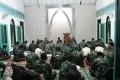 Menyambut Tahun Baru 2018 Prajurit TNI dan ASN Kodim 0813 Menggelar Tahlil dan Do'a Bersama