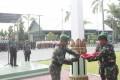 Kodim 0813 Bojonegoro Upacara Bendera Demi Menjaga Nasionalisme Dan Militansi Prajurit