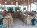 Bati Tuud Koramil Kemlagi Hadiri Konferensi AKD dan Penyuluhan Penyakit Difteri