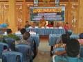 Tiga Pilar Desa Banyulegi – Dawarblandong Hadiri LPJ PUAP