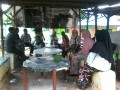 Babinsa Koramil 0811/01  Kota Komsos Dengan Warga Binaannya