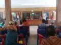 Babinsa Koramil 0815/08 Dawarblandong Ikuti RAT PUEM Maju Makmur Desa Brayublandong
