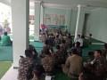 Danramil 0815/01 Prajurit Kulon Hadiri Silaturahmi & Do'a Bersama Haul Riyanto
