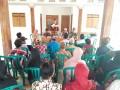 Babinsa Bersama PPL Dampingi Poktan Desa Pulorejo Terima Kartu Tani BNI