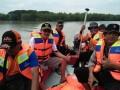 Forpimca Widang Laksanakan Siaga dan Patroli Rutin Cegah Dampak Banjir