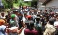 Babinsa Koramil 0814/03 Tembelang Bantu Pembangunan Rumah Ambruk