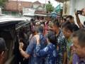 Usai Pulang Kampung SBY Sempatkan Cicipi Soto Khas Kediri