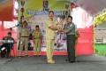 Danramil 0811/17 Senori Hadiri Acara Pisah Sambut Camat Senori  Dan Senori Award