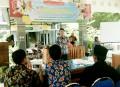 Danramil 0813-07/Kepohbaru, Hadiri Pendidikan Politik Yang Di Gelar Oleh Kesbang Bojonegoro