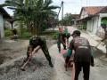 TNI-Rakyat Membaur Dalam Babinsa Renovasi Mushola