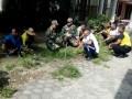 Sinergitas TNI – Polri Kerja Bakti Bersama Masyarakat