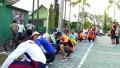 Tingkatkan Sinergitas, Polres Kunjungi Makodim 0813 Bojonegoro Laksanakan Kegiatan Jum'at Bersih