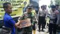 Dandim 0813 Dan Kapolres Bojonegoro Salurkan Bantuan Kepada Warga Terdampak Banjir