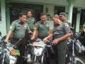 Kodim 0814 Jombang Cek Kelengkapan Kendaraan Dinas Dan Administrasi