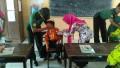 Koramil 0814/04 Gudo Batu Imunisasi Difteri Di Sekolah
