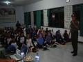 Kasdim 0811 Tuban Bekali Wasbang Ratusan Siswa SMA/SMK