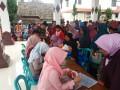 Koramil 0815/17 Trawas Kawal Pencairan PKH Tahap Pertama Bagi 305 KK