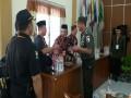 Kodim 0814 Jombang Ikut Amankan Tahapan Pemilihan Bupati Jombang