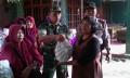 TNI Polri Bantu Kelancaran Bansos Kades Tarokan