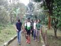 Trawas Menjadi Titik Finish Road Bike Pangdam V/Brawijaya