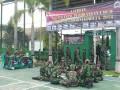 Ratusan Prajurit TNI Kodim 0813 Bojonegoro Ikuti Latihan UTP