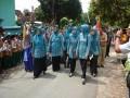 Forpimka Widang Sambut Tim penilai  Lomba Desa 10 Program PKK