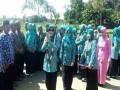 Babinsa Koramil 0811/19 Montong Dampingi Penilaian Lomba 10 Program Pokok PKK