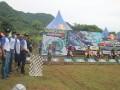 Ajang Adu Nyali Dalam Supercross Seri Hut Brigif 16/WY
