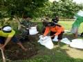 Berbagai Upaya Di Lakukan Babinsa Karanggeneng Dalam Atasi Luapan Air Bengawan Solo