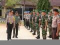 Dandim Tuban Ikuti Gelar Pasukan Operasi Keselamatan Semeru 2018