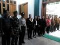 TNI Dan Polri Solid Amankan Paskah Di Bumi Kediri