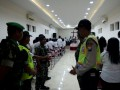 TNI – Polri Gudo Bersinergi Amankan Ibadah Jum'at Agung Gereja Kristen Jawi Wetan (GKJW)