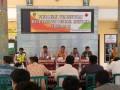 Babinsa Koramil 0811/15 Jenu Ikuti Sosialisasi Pembentukan Desa Tangguh Bencana