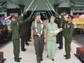 Tradisi Satuan Bagi Pejabat Lama Dan Baru Danrem 082/CPYJ