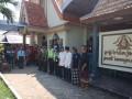 Sinergitas TNI-Polri dalam berikan rasa aman Umat Beribadah di Gereja Kristen Jawi Wetan (GKJW)