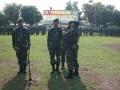 Tingkatkan Kualitas Prajurit, Kodim 0815/Mojokerto Selenggarakan Latnister