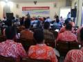 Kasdim 0815 Pemateri Sosialisasi Kegiatan Pemantauan Orang Asing Di Kota Mojokerto