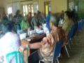 Bati Wanwil Koramil 0815/12 Ngoro Ikuti Peninjauan Tim Evaluasi GHIPPA