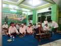 Pererat Silaturahim Dengan Ulama Dan Tokoh Agama, Danramil 0815/01 Prajurit Kulon Hadiri Haul Di Ponpes Nurul Huda