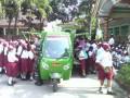 Hadirkan Simokos Di Sekolah, Koramil 0815/14 Dlanggu Tingkatkan Motivasi Siswa-Siswi Gemar Membaca