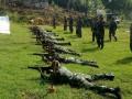 Asah Ketangkasan dan Naluri Tempur Prajurit, Kodim Lamongan Gelar Latihan menembak